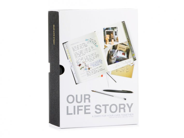 Life Story Personal Journal by Suck UK - 5