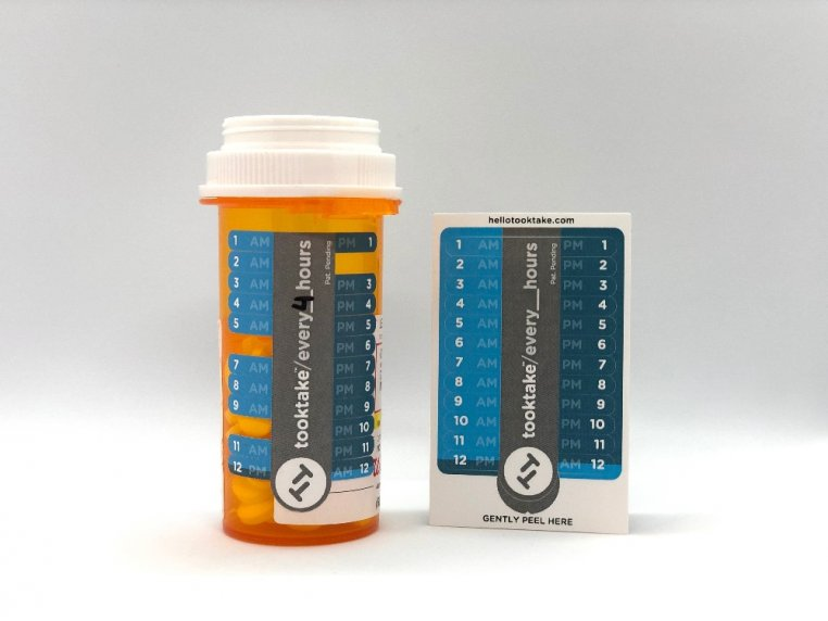 Dosage Reminder Labels by tooktake - 7