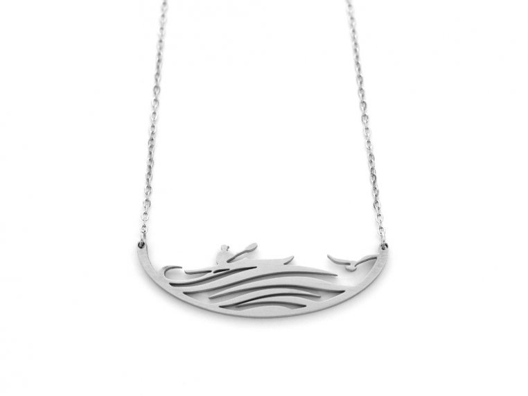 Outdoor Activities-Inspired Necklace by Close 2 UR Heart - 5