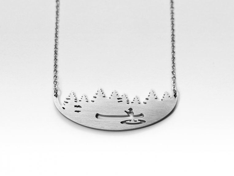 Outdoor Activities-Inspired Necklace by Close 2 UR Heart - 10