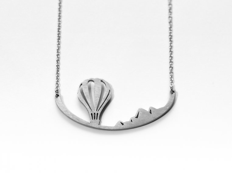 Outdoor Activities-Inspired Necklace by Close 2 UR Heart - 16