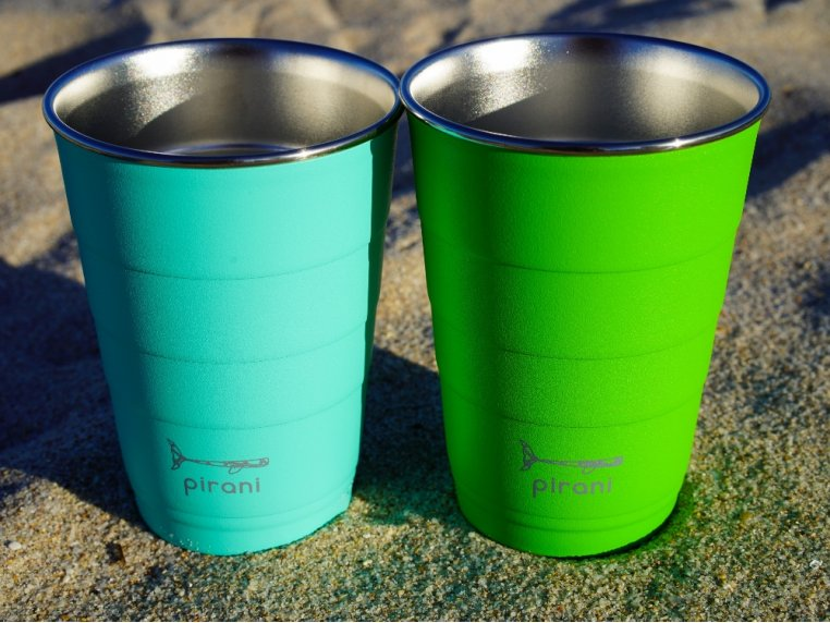 Reusable Party Cup with Lid by Pirani Life - 2