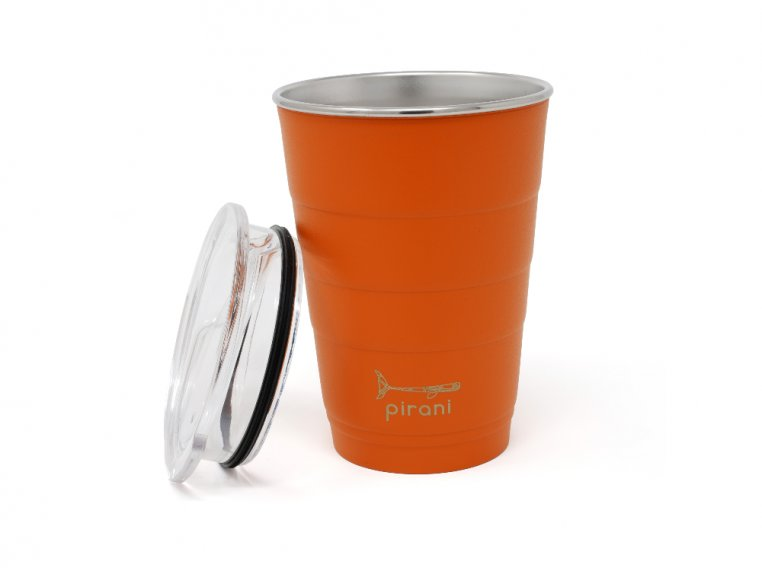 Reusable Party Cup with Lid by Pirani Life - 7
