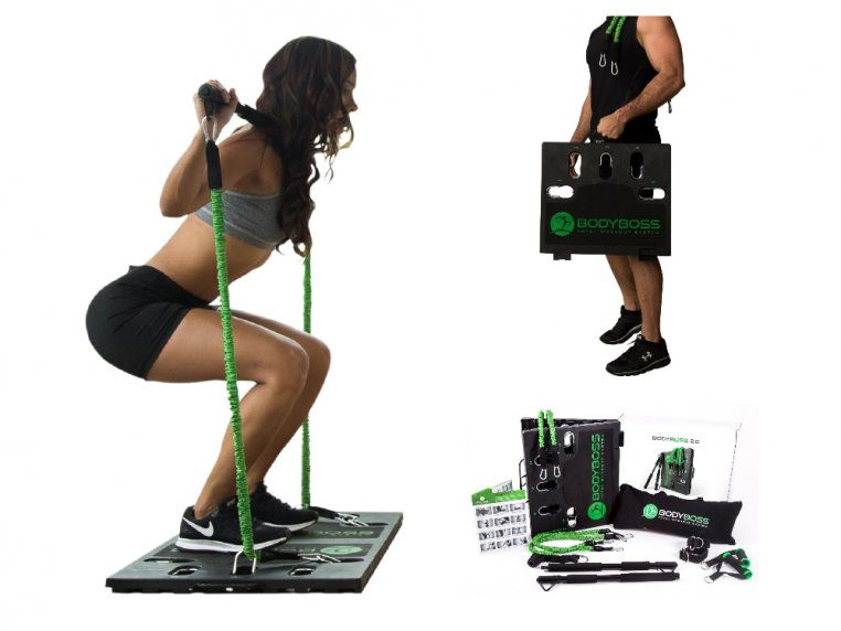 Portable Home Gym 2.0 by BodyBoss - 3