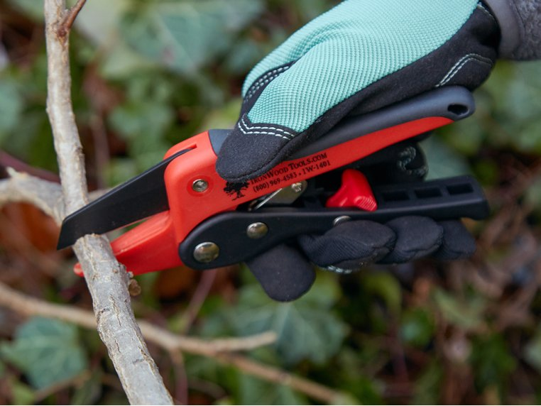Ratchet Pruner by Ironwood Tools - 2