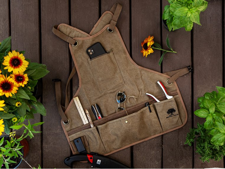 Garden Tool Apron by Ironwood Tools - 2