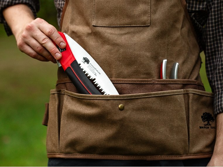 Garden Tool Apron by Ironwood Tools - 3