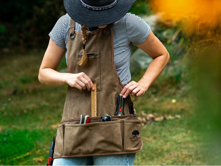 Garden Tool Apron by Ironwood Tools - 1