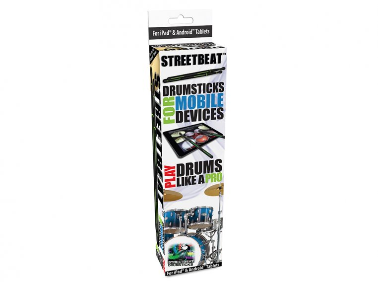 Touchscreen Drumsticks by StreetBeat™ - 4