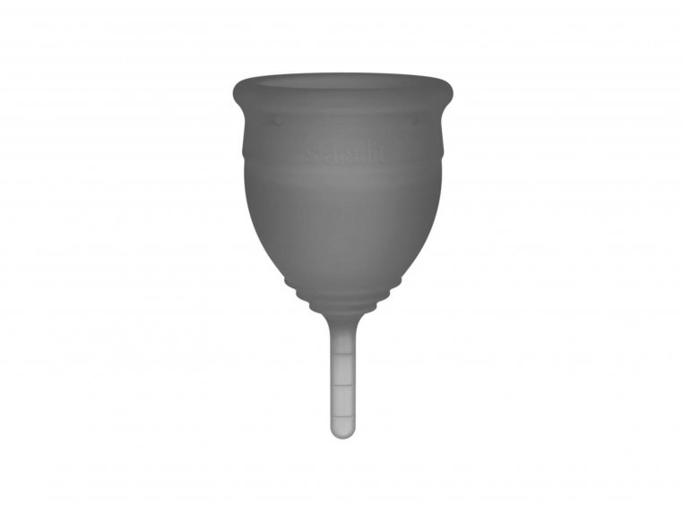 Soft Organic Reusable Menstrual Cup by saalt - 6