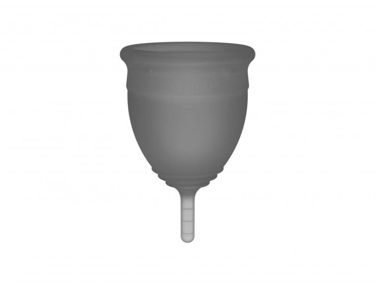 Soft Organic Reusable Menstrual Cup by saalt - 7
