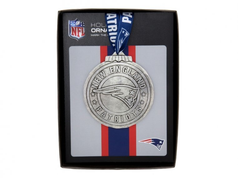 Aluminum NFL Ornament by Wendell August - 3