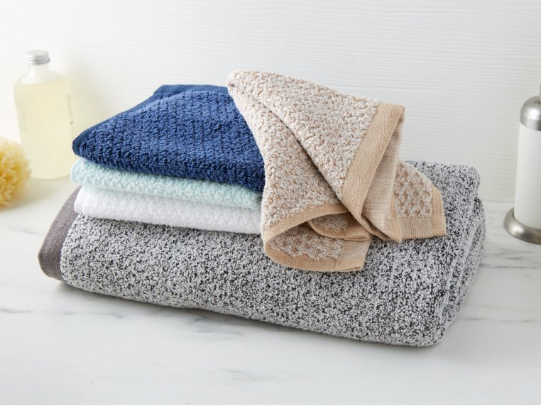 Quick Dry Bath Towel - 6-Piece Set by The Everplush Company - 2