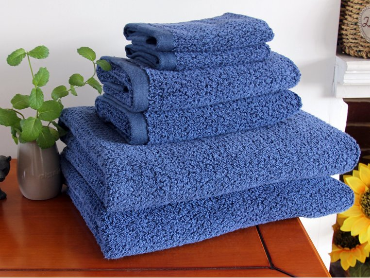 Quick Dry Bath Towel - 6-Piece Set by The Everplush Company - 1