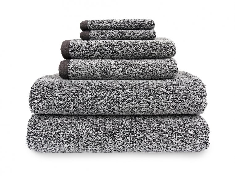 Quick Dry Bath Towel - 6-Piece Set by The Everplush Company - 6