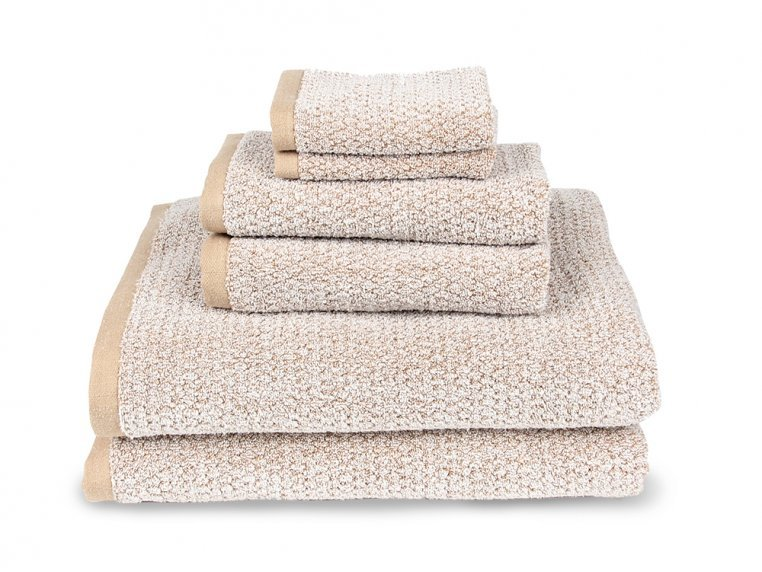 Quick Dry Bath Towel - 6-Piece Set by The Everplush Company - 8