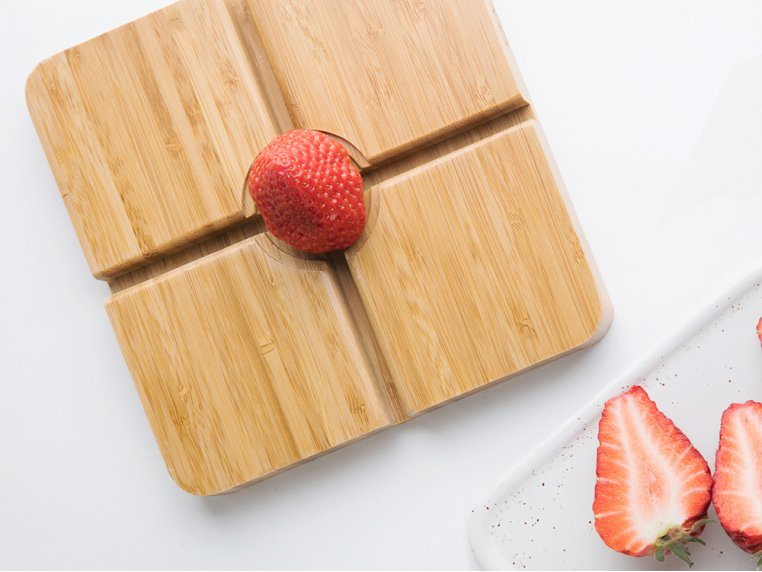 Gripper Bamboo Cutting Board by Cookduo - 2