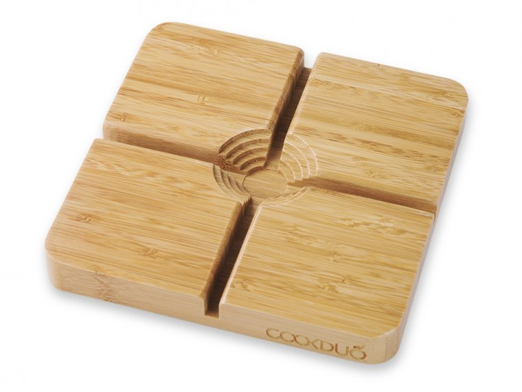 Gripper Bamboo Cutting Board by Cookduo - 4