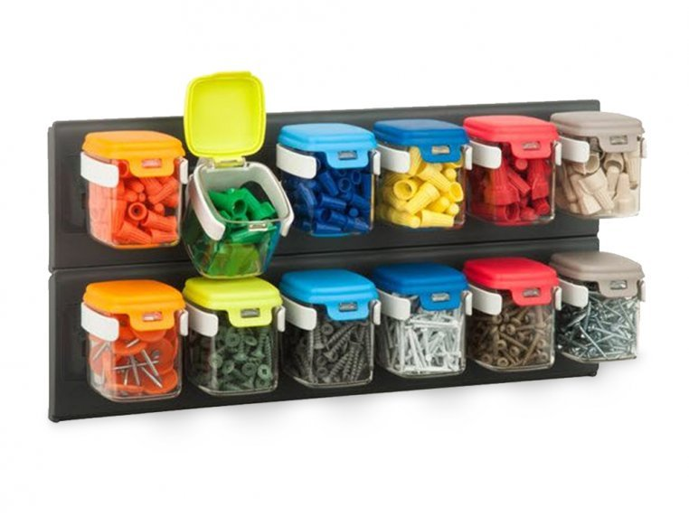 Wall-Mounted Storage Containers by MOBINs™ - 2