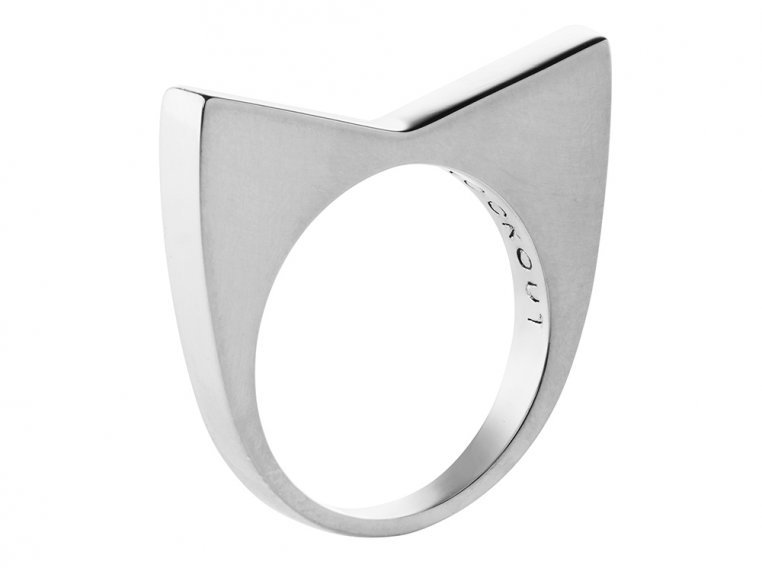 Sterling Silver Self Defense Ring by Knockout - 3