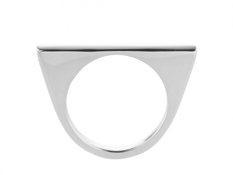 Sterling Silver Self Defense Ring by Knockout - 4