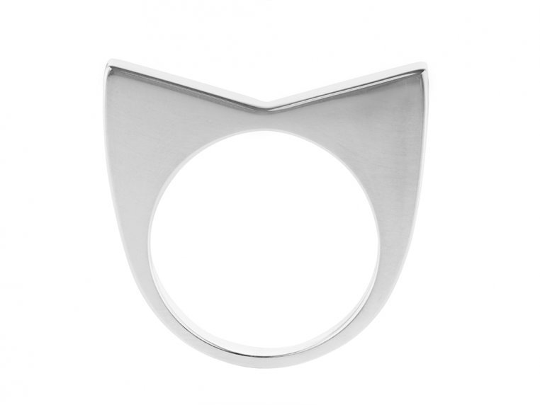 Sterling Silver Self Defense Ring by Knockout - 6
