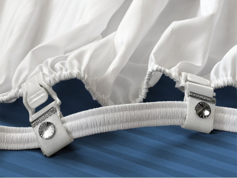 360-Degree Bed Sheet Holder by Bed Scrunchie® - 4