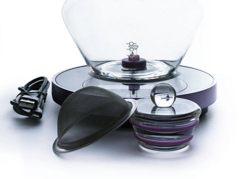 Electronic Wine Decanter Set by WAKE UP WINE® - 4
