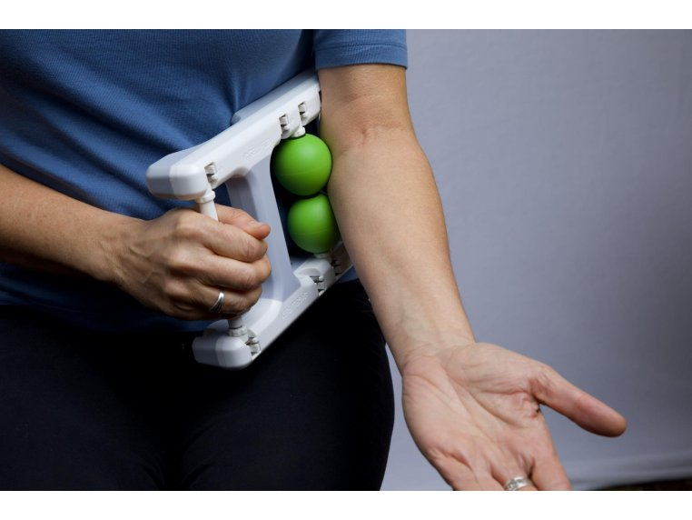 The Abacus® Hand & Arm Massager by Gelliflex® - 2
