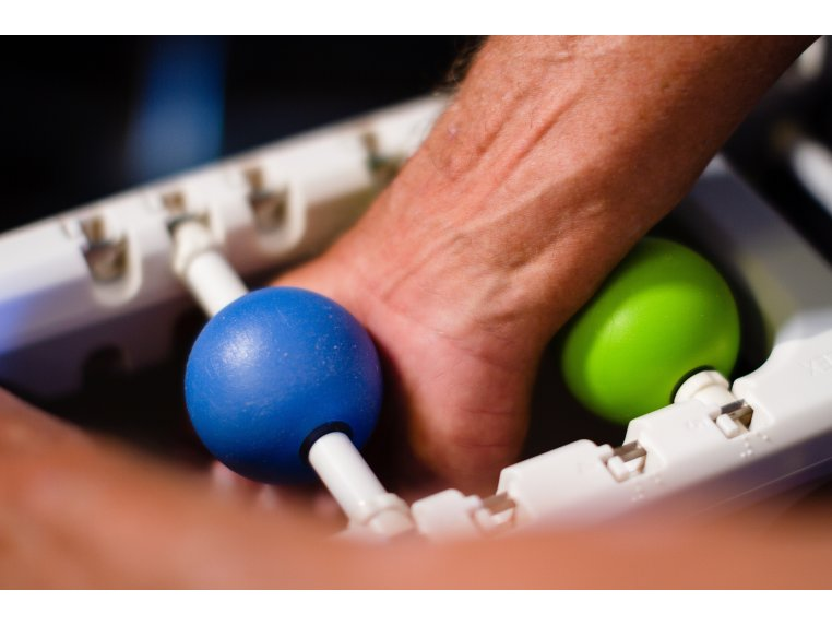 The Abacus® Hand & Arm Massager by Gelliflex® - 4