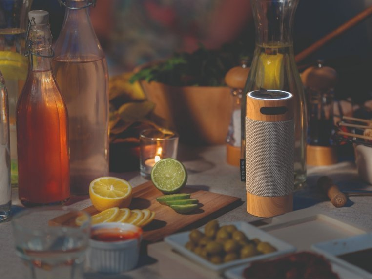 Outdoor Freestanding Bluetooth Speaker by KitSound - 2
