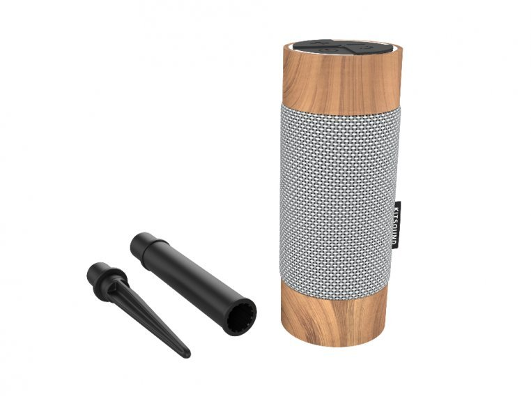 Outdoor Freestanding Bluetooth Speaker by KitSound - 4
