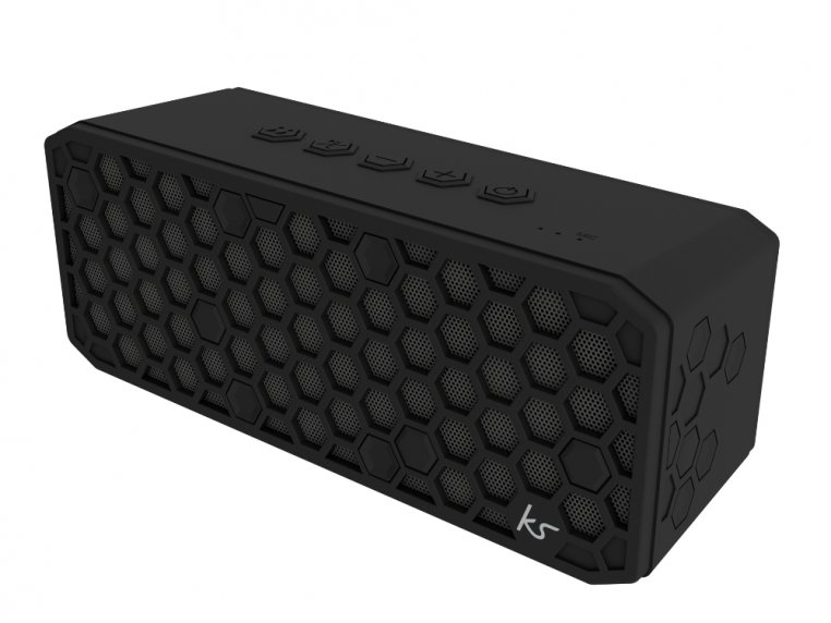 Water-Resistant Bluetooth Speaker by KitSound - 3