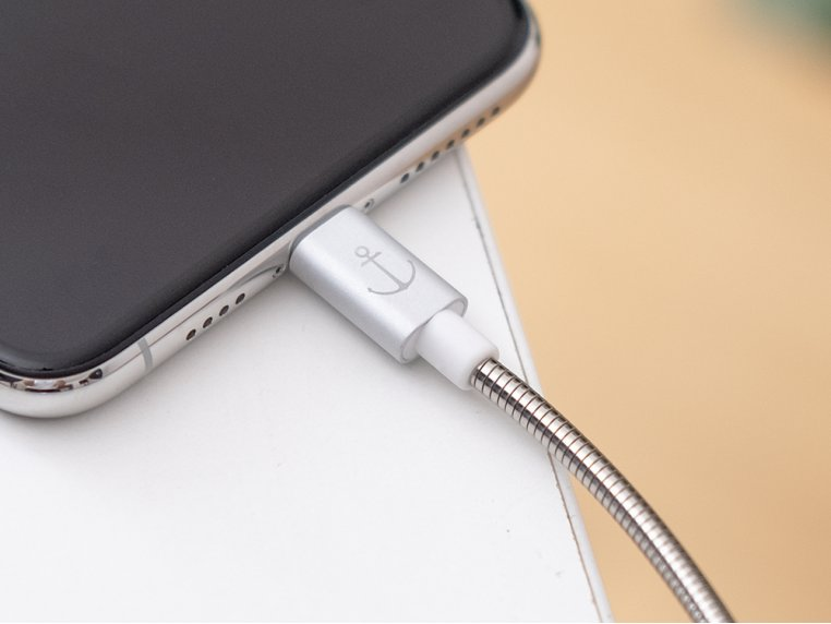 Stainless Steel Charging Cable by Anchor Labs - 1