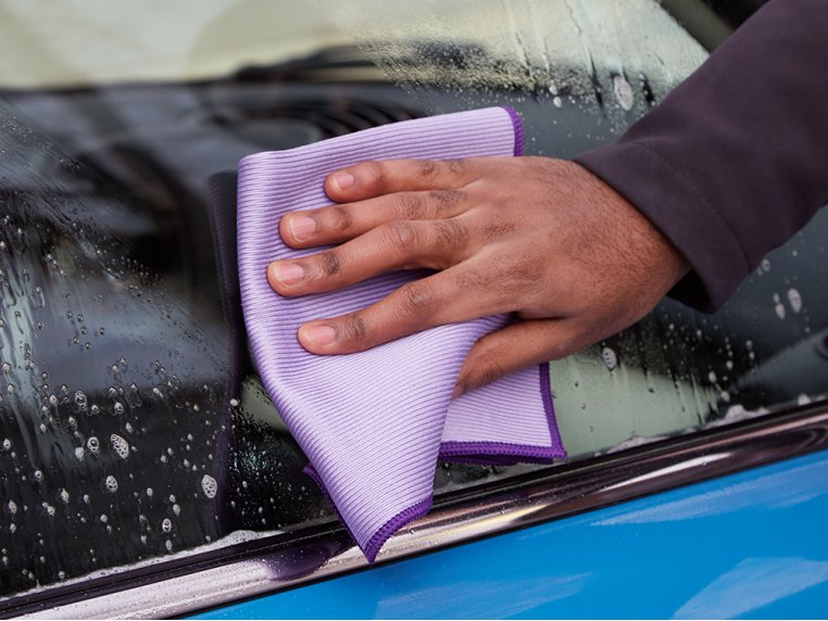 Ultra Microfiber Car Cleaning Kit by Persik - 2