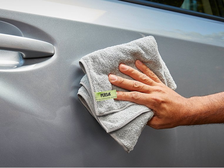 Ultra Microfiber Car Cleaning Kit by Persik - 3