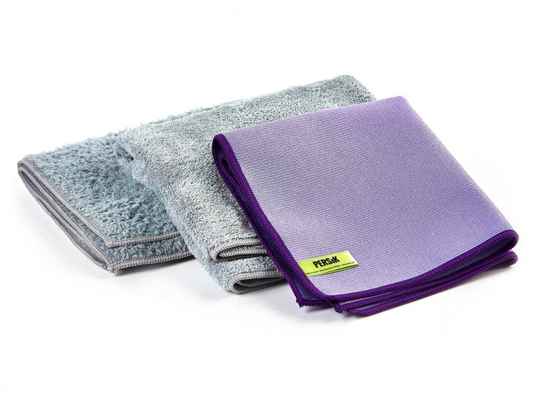 Ultra Microfiber Car Cleaning Kit by Persik - 4