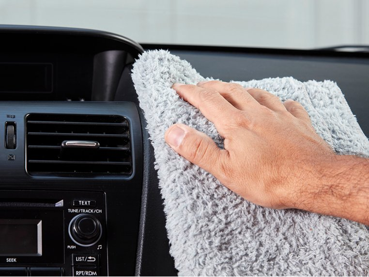 Ultra Microfiber Car Cleaning Kit by Persik - 1