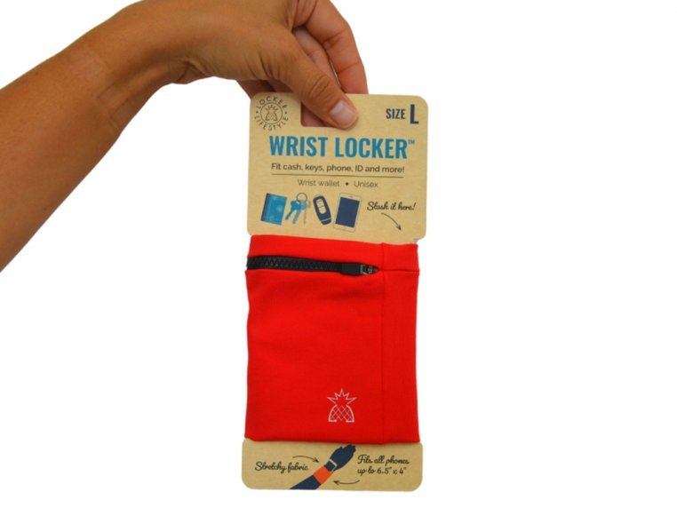 Wrist Locker™ Wristband Wallet by Locker Lifestyle™ - 6