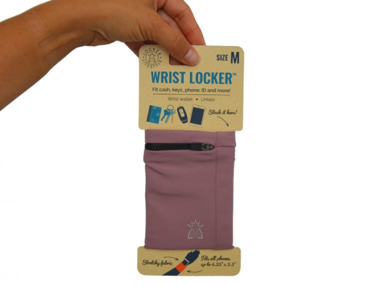 Wrist Locker™ Wristband Wallet by Locker Lifestyle™ - 7