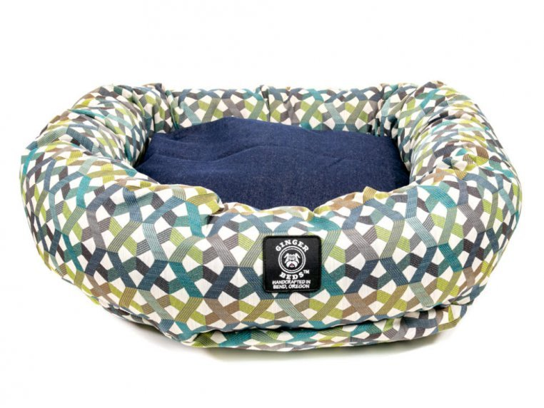 Eco-Friendly Durable Dog Bed by Ginger Beds - 5