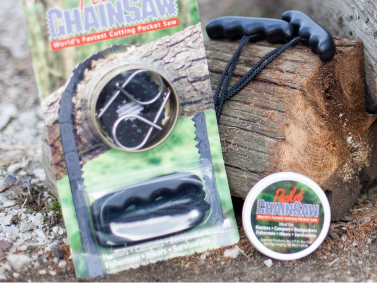 Pocket Chainsaw by Supreme Products - 4