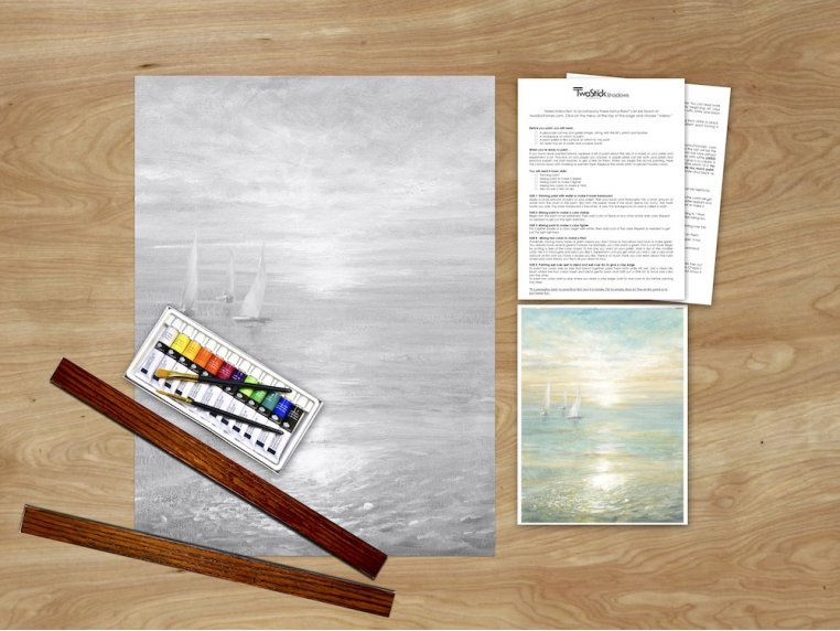 Masterpiece Paint Kit by Chirpwood Shadows - 7