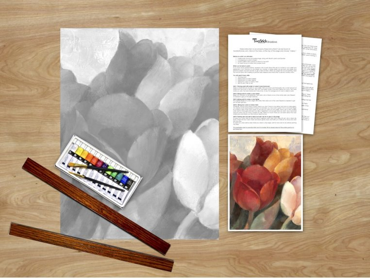 Masterpiece Paint Kit by Chirpwood Shadows - 10