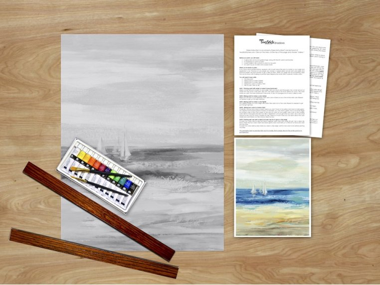 Masterpiece Paint Kit by Chirpwood Shadows - 26