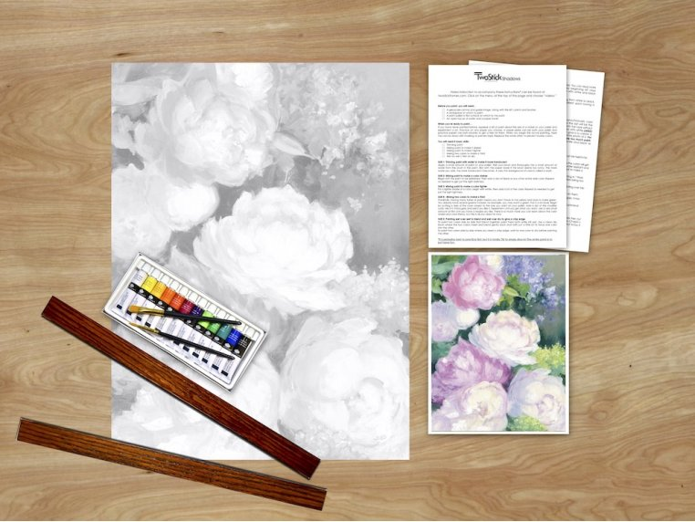 Masterpiece Paint Kit by Chirpwood Shadows - 17