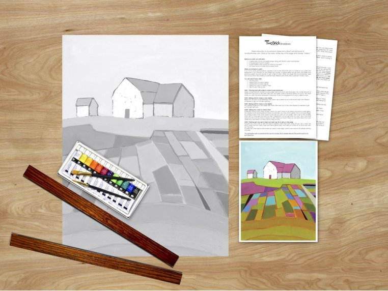 Masterpiece Paint Kit by Chirpwood Shadows - 19