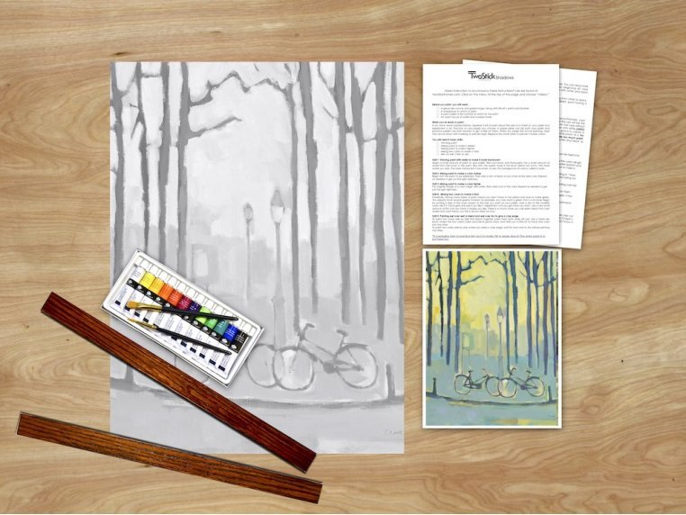 Masterpiece Paint Kit by Chirpwood Shadows - 22