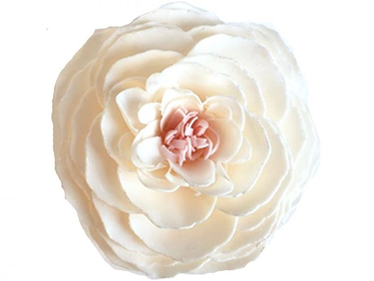 Bathing Petal Flower Soap by A'marie's Bath Flower Shop - 9