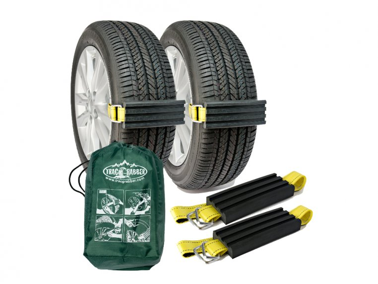 Tire Traction Straps by Trac-Grabber - 5